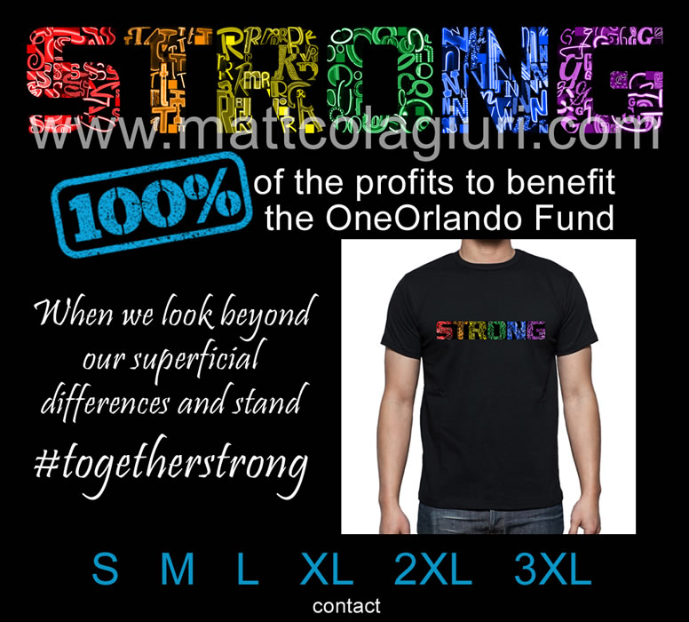 togetherstrong flyer